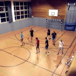 Sport unterm Dach
